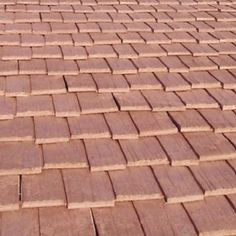 synthetic roof shakes