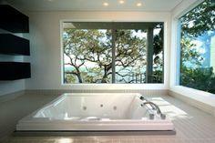 Jacuzzi sur pinterest piscines baignoires et piscines - Jacuzzi exterieur castorama ...