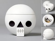 Awesome toys by swedish designers!:) Vinyl Toys, Vinyl Art, Cool Toys, Awesome Toys, Kids Toys, Toys For Boys, Danish Modern Furniture, Japanese Toys, Weird Jewelry