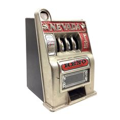 Bandit slot machine bank