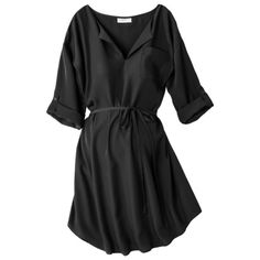 Liz Lange® for Target® Maternity 3/4-Sleeve Tunic Dress - Assorted Colors