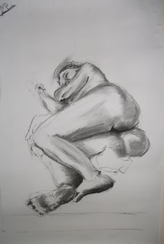 Life Drawing - Charcoal (2012)