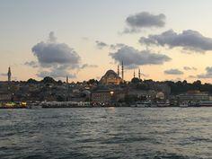 The city where my heart belongs to... #istanbul #turkey #bosphorus