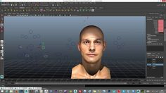 this is a new test of facial rig in maya.  blendshape only.   awesome scan by ten24 http://www.3dscanstore.com/index.php?route=product/product&product_id=533