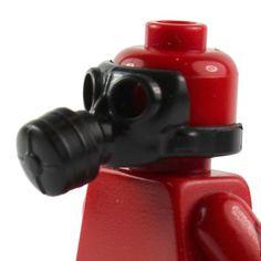 Lego Gas MASK