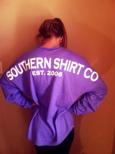 Southern Shirt Company. I want one of these but maybe in yellow or peach