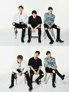 V, Jin and Suga! Taegijin~ ❤ BTS 가족사진 Pt. 2- Family Photo's Part 2~ 2017 BTS FESTA Day 10! DOPE ALL THE WAY TO NOT TODAY!!! #BTS #방탄소년단