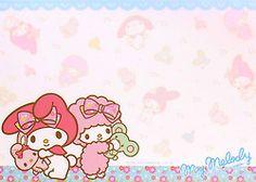 ♡♥ MY MELODY ★☆