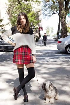 Role Playing: Clad in Plaid | Man Repeller