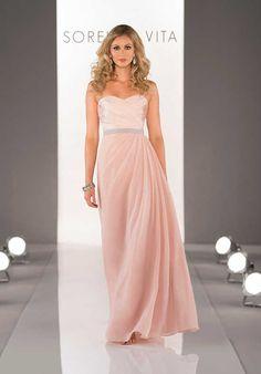 Sorella Vita 8424 Sweetheart Bridesmaid Dress
