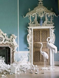CLAYDON HOUSE INSPIRES - Mark D. Sikes: Chic People, Glamorous Places, Stylish Things
