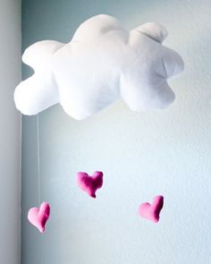 5 Cloud Mobiles to DIY | Apartment Therapy