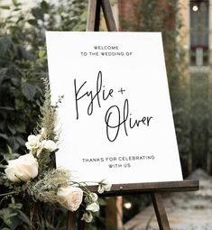 8 Sizes Wedding Welcome Sign Template, Printable Welcome Sign, Rustic Welcome Sign, Minimalist Welcome Sign Template, Modern Welcome Sign Our Wedding, Dream Wedding, Tent Wedding, Perfect Wedding, Fall Wedding, Sign Templates, Wedding Welcome Signs, Wedding Signage, Wedding Inspiration