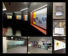 Entry:Best Interior Solution. Illinois Tool Works In 2015, ITW moved their headquarters to a new corporate campus.  ASI provided multiple brand and space identification signage projects on this new campus.  Most brand signage featured custom, highly detailed images requiring precise detail to specification and rigid fabrication standards.  Each sign project enhanced the particular environment through color, imagery, content or dramatic effect.