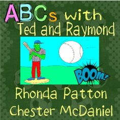 "Books Direct: ""ABCs with Ted and Raymond"" by Rhonda Patton - ON SALE for $0.99"