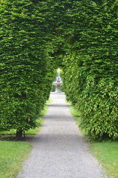 Manito Park in Spokane, Washington.