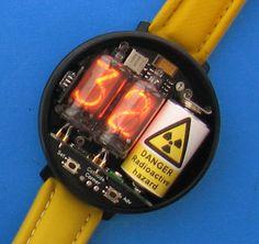 cathode corner nixie watch - Google Search