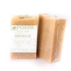 Oatmilk | Poepa Soap