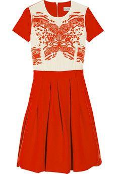 Beaded Dress by Preen