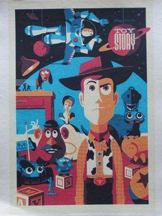 Toy Story (1) | Posters Film | metzonderbril