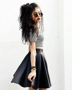 45 Stylish Curly Hair Hairstyles For Women In Love With Sophistication