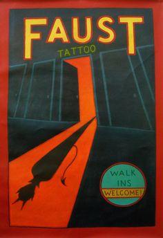 Faust Tattoo