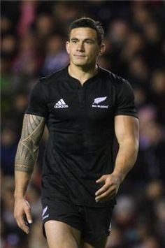 Sonny Bill Williams // rugby