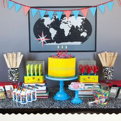 Ideas for hosting a back to school party