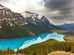 Peyton Lake, Banff National Park