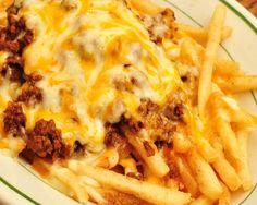 Beef Chili Cheese Fries Recipe