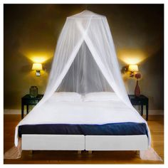 This mosquito net is fine and see-through, which can keep the air fresh. 1 x Mosquito Net. Suitable for Single bed and Queen bed (Width below Hanging Bed Canopy, Bed Canopies, Mosquito Net Bed, Princess Canopy Bed, Bed Net, Lace Bedding, Bohemian Bedroom Decor, Thing 1, Products