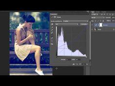 302 (2) Curvas RGB en Photoshop CS6: Uso general y trucos (1) - YouTube