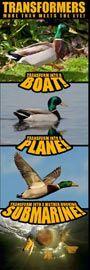 Duck Transformers