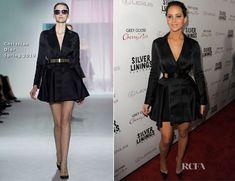 Jennifer Lawrence In Christian Dior - 'Silver Linings Playbook' LA Screening