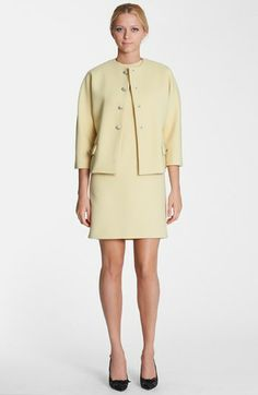 Dolce&Gabbana Jacket, Dress & Accessories  available at #Nordstrom