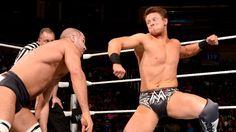 WWE.com: The Miz vs. Antonio Cesaro – 2-out-of-3 Falls United States Championship Match: photos #WWE