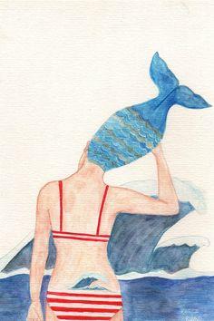 Sobre o mar II, Karla Ruas, à venda no site turntoart.com.br.
