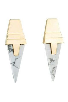 Eddie Borgo Gold Earrings