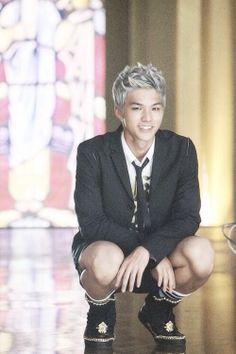 Teen Top:Cap - if he played Jacob in twilight then i would defenetly  watch it a thousand times