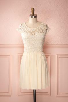 Beautiful!! Bette Ivory Dress