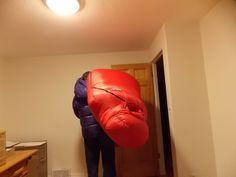 Sleeping Bag, Board, Hot, Planks