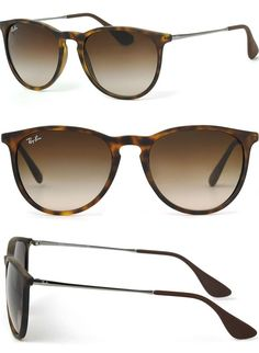 Ban Erika Classic Tortoise , RB4171 | Ray-Ban® USA (these but black)