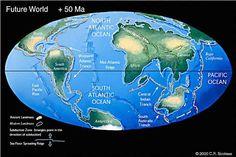 Dark Roasted Blend: Future Plate Tectonics
