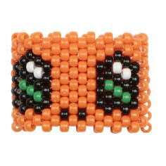 The only way to be the very best is if you look the part and we have the perfect accessory to make your outfit complete. Our Charmander Pokemon Kandi Cuff will bring back memories and those infamous s