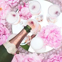 Pop the bubbly and live #TheCoveLife!