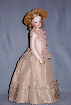 "14.5"" Exquisite Jumeau French Fashion Lady"