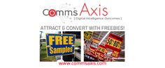 Understand the art of the freebie, and how to dose your efforts, to boost customer attraction and conversion in this post by Abigail Owens for Comms Axis.