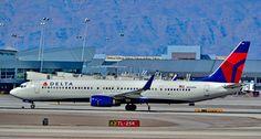 https://flic.kr/p/RyZMia | N825DN  Delta Air Lines 2014 Boeing 737-932(ER) - cn 31936 / 5021 | Las Vegas - McCarran International Airport (LAS / KLAS) USA - Nevada March 8, 2017 Photo: Tomás Del Coro