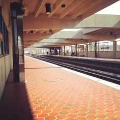 West Hyattsville Metro Station in Hyattsville, MD