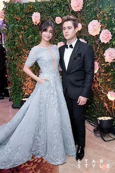 Liza Soberano and Enrique Gil